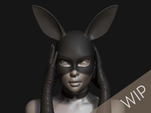 WIP – Bunny girl