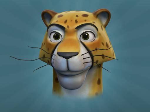 Cheetah speedsculpt